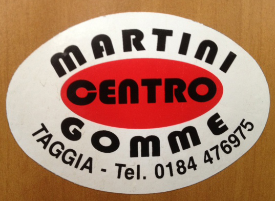 martini gomme